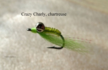 Crazy Charly, chartreuse